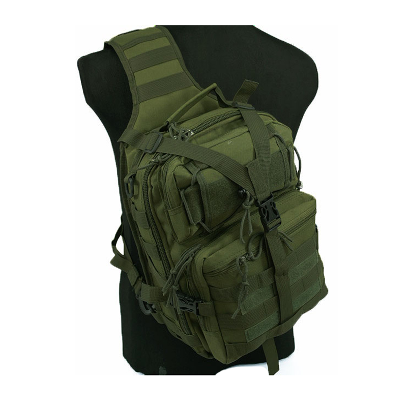 Outdoor Military font b Tactics b font Cross Bag Male Travel Hiking Riding Hunting Shoulder Bag
