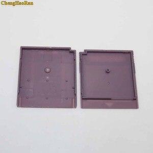 Image 4 - ChengHaoRan carcasa para Cartucho de juego GBA SP, carcasa para GB GBC, gris, verde, 1 unidad