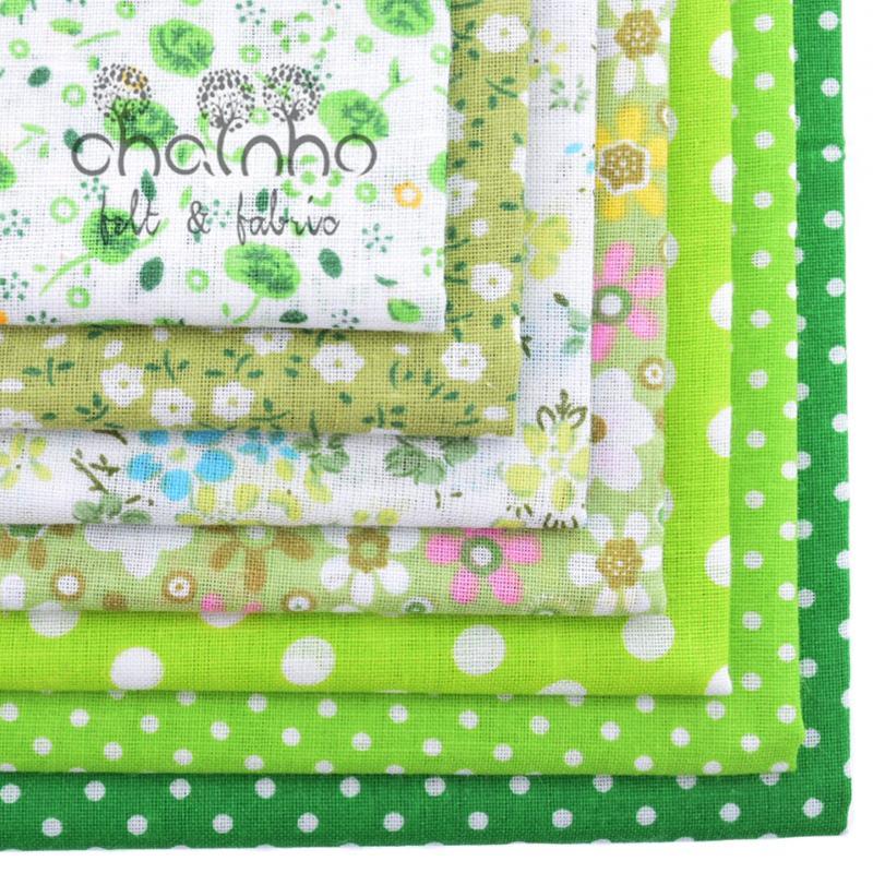 Танак памук тканина Патцхворк за - Уметност, занатство и шивање - Фотографија 2