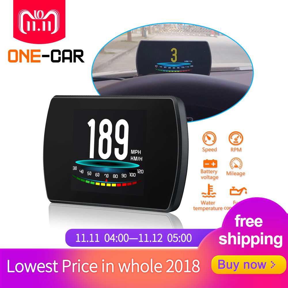 GEYIREN P12 Automobile On-board Computer Car Digital OBD Driving Computer Display T600 GPS heads up display HUD For Cars 2018 geyiren x5 avtomobilej head up displej 3 djujmov hud avtomobilja obd ii vozhdenie avtomobilja skorost preduprezhdenie jelektronnyj budilnik naprjazhenie vetrovogo stekla proektor