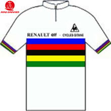 Tour de France 1981 Les maillots de champions Bernard Hinault (Fra) Team  Retro cycling jersey summer Short sleeved clothes -in Cycling Jerseys from  Sports ... ac1d3b09d