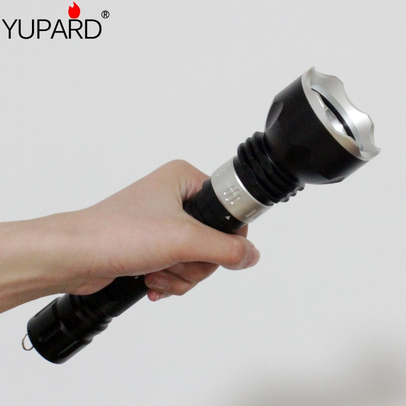 YUPARD XM-L2 LED T6 LED underwater diver flashlights