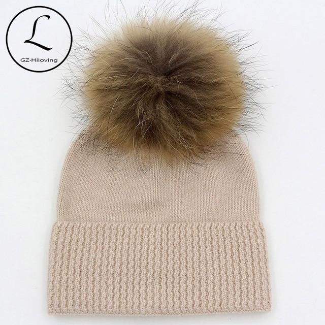 5 años 15 años lana niños gorros Crochet invierno sombrero para ...