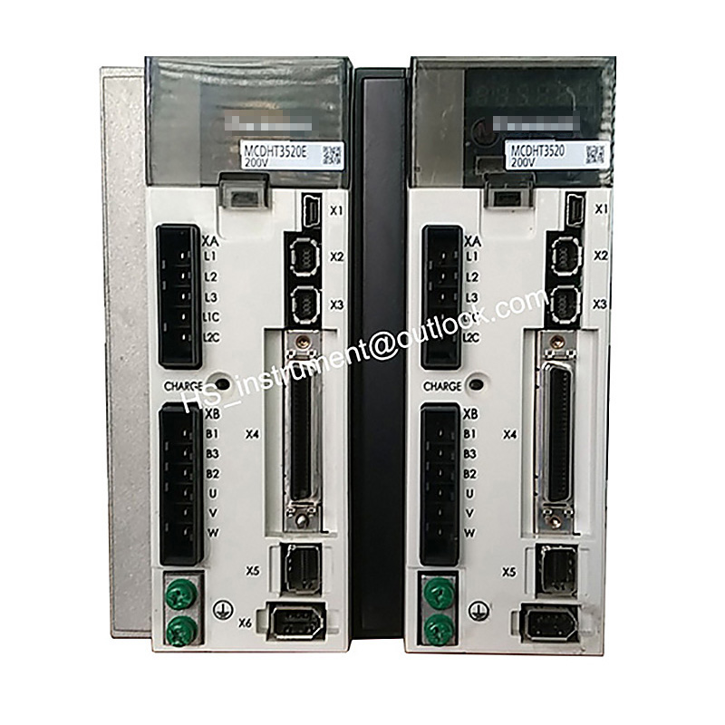 Используется 100% тестирование MCDHT3520E ac сервопривод MCDHT3520E для панорамирования  ...