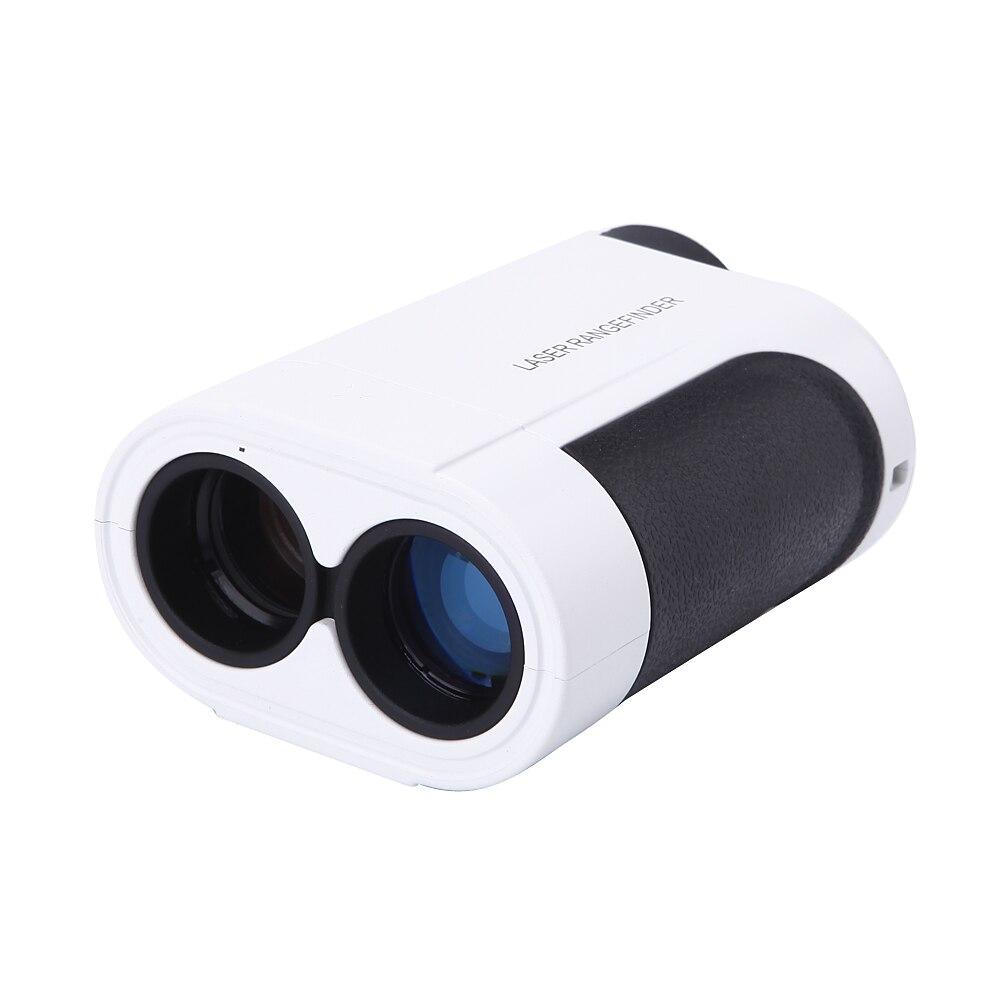 600 m 6X Poche Monoculaire Laser télémètre Télescope Distance Meter Golf Chasse Gamme Finder