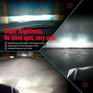 Image 5 - H1 H3 H7 LED Headlight Bulb Car Light H13 H27 880 5202 9004 9007 hb4 9006 9005 hb3 Lamp Luces Led h4 para Auto Fog H11 6000K 12V