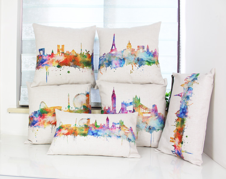 Online Buy Wholesale Big Pillow Covers From China Big Pillow - Us map pillow