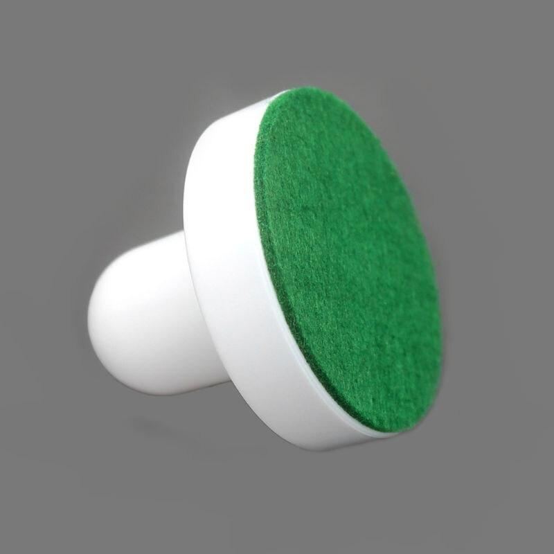 Белые воздушные хоккейные аксессуары 50 мм Goalies& 60 мм шайба войлочный молоток толкача взрослые настольные игры развлекательные игрушки