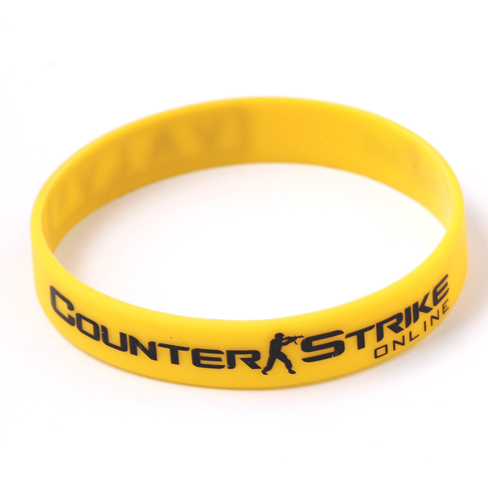 Cs Go Sport Bracelets Men For Best Friends Csgo Bracelet Mens Anime Jewelry Braclet Red Yellow White Braslet Male Pulsera In Id From