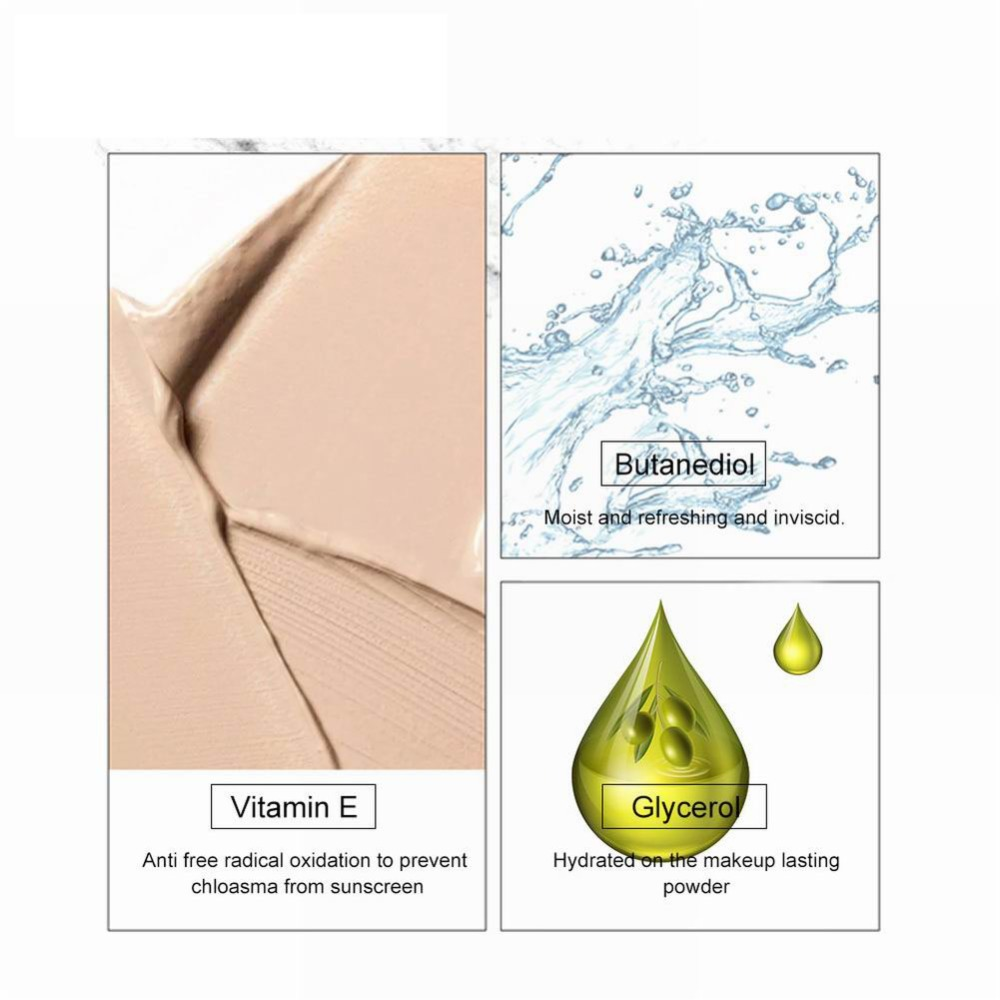 Face Concealer Corretivo Maquillaje Contorno Makeup 24 Hours Long Lasting Natural Face Foundation Perfect Coverage Moisturizer in Concealer from Beauty Health