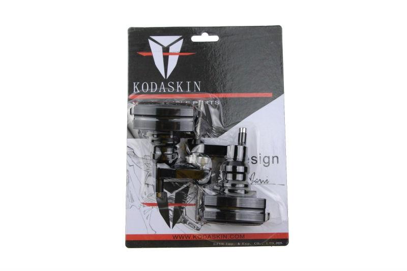 KODASKIN Carbon Crash CNC Aluminum Motorcycle Engine Slider Frame For S1000RR HP4