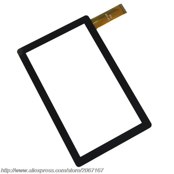 "7 inch Touch Screen IRULU A23 AX745 RK2926 Front Panel Glass Digtizer For A7 iRULU 7"" AX767 Tablet Free Shipping"