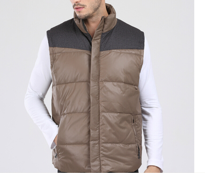 new arrival down vest mens big  winter warm thick casual large jacket  brand quality plus size XL XXL 3XL 4XL 5XL 6XL 7XL 13XL-in Vests & Waistcoats from Men's Clothing    3