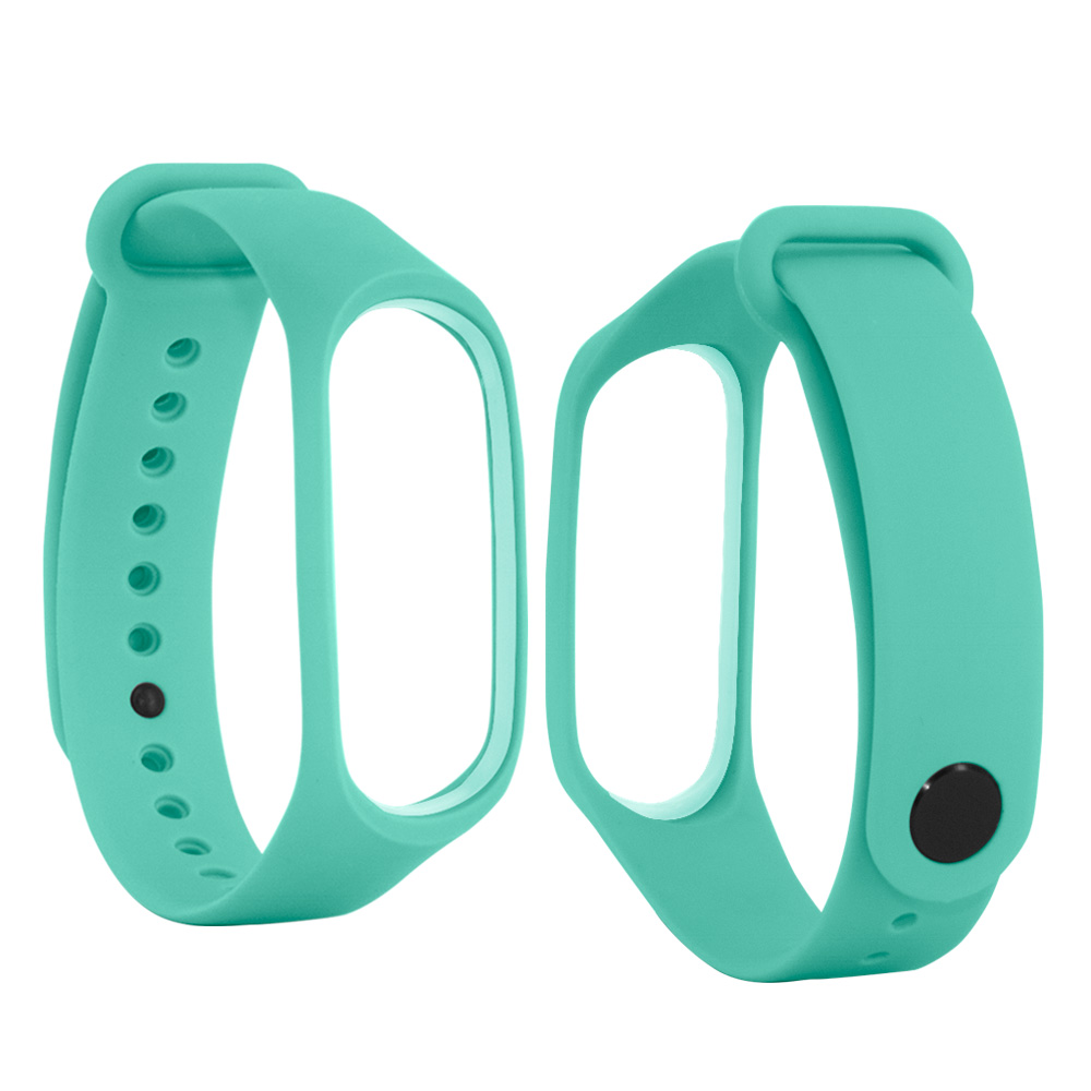 Image 5 - Bracelet for Xiaomi Mi Band 4 Sport Strap Watch Silicone Wrist Straps For Xiaomi Mi Band 4 Accessories Bracelet Mi Band 4 Correa-in Smart Accessories from Consumer Electronics