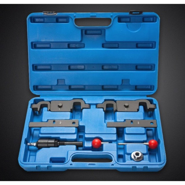 포르쉐 3.6 카이엔 4.8 audi q7 용 자동차 엔진 캠축 타이밍 툴 키트