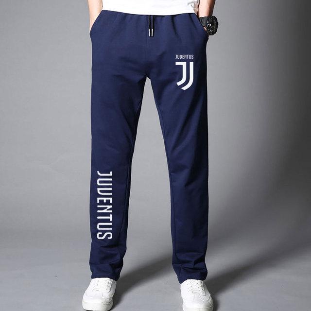 ef9ec5bc 2018 новый модный спортивный костюм, мужские повседневные штаны, хлопковые спортивные  штаны, мужские джоггеры