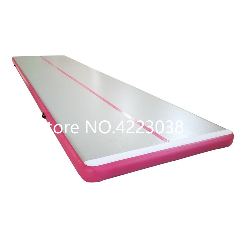 Free Shipping Door To Door 4x1x0.2m Pink Inflatable Air Mat Inflatable Tumble Track Inflatable Air Track For Sale Free a pumpFree Shipping Door To Door 4x1x0.2m Pink Inflatable Air Mat Inflatable Tumble Track Inflatable Air Track For Sale Free a pump