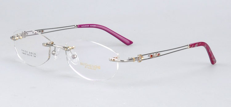 n8025yin phantom optical eyewear frame in stock