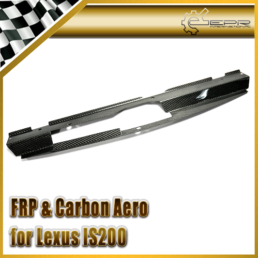 Car-styling For Lexus IS200 Altezza Carbon Fiber Radiator Cooling Panel In Stock
