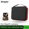 Kingma горячая распродажа аксессуары для XiaoYi спорт камеры среднего размера коллекции коробка путешествия необходимо бесплатная доставка