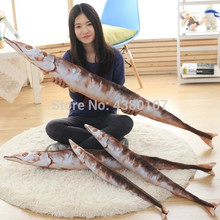 1pc 150-50cm Cute Plush Fish Pillow Creative Cartoon Stuffed Animal Toys Soft Baby Kawaii Funny Gift on sale