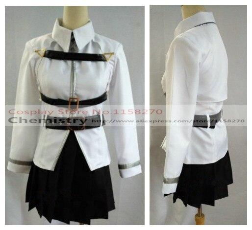 Fate/Grand Order Gudako Cosplay Costume