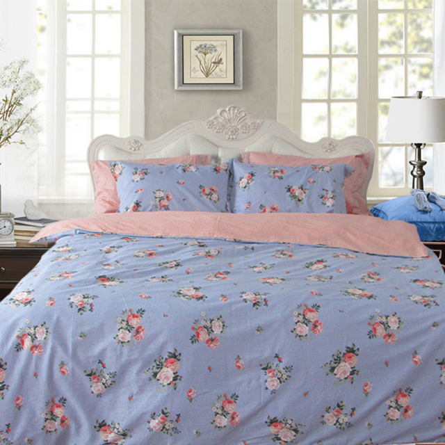 Cotton Bed Sheets Queen Size 180cm*200cm Adults Home Hospital Hotel  Application Thicken Twill Weave
