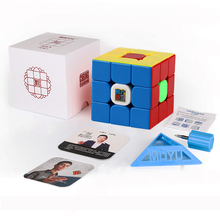 Moyu Mf3rs3 Magic Cubes Weilong Professional 3x3x3 Cube Sticker Speed Twist Puzzle Cubos Rubbik Toys For Children