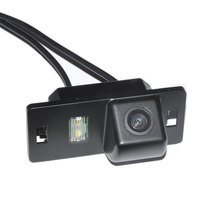 Car Rear View Reverse Parking Camera Waterproof Night Vision Camera For Audi A1 A3 A4 A5