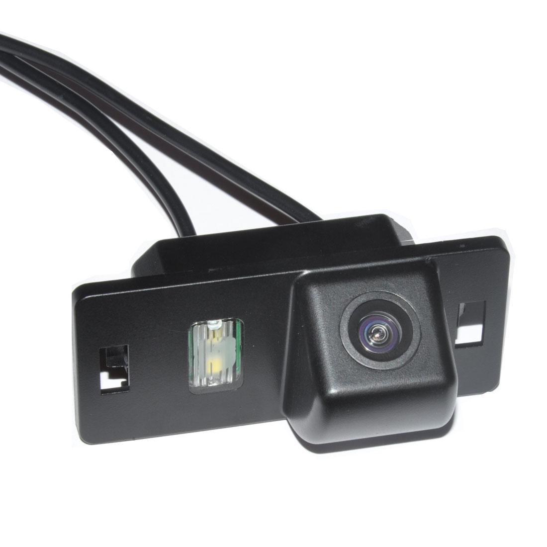 Vue Arrière de voiture Inverse Parking Caméra Étanche de Vision Nocturne Caméra pour Audi A1 A3 A4 A5 A6 RS4 TT Q5 Q7 Volkswagen Passat R36