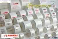 Supercapacitor Kit 2pcs Germany Mundorf Mcap Capacitance Meng Duofu Mkp 2 2uf 400v 13 28mm For
