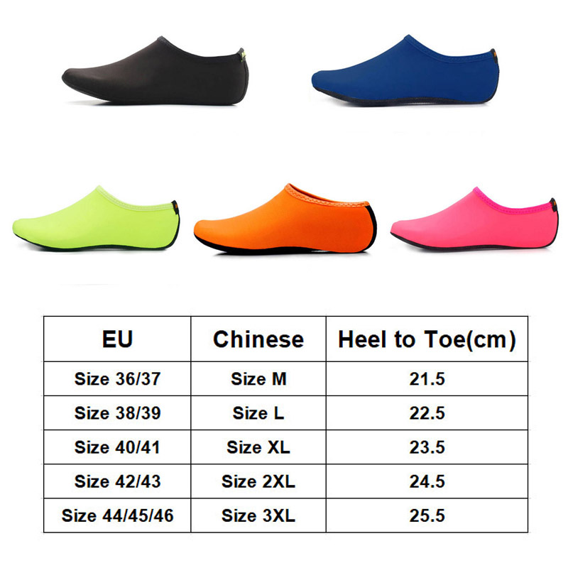 WANAYOU-Summer-Light-Water-Shoes-Men-Women-Solid-Color-Aqua-Beach-Shoes-Non-Slip-Swimming-Sneaker