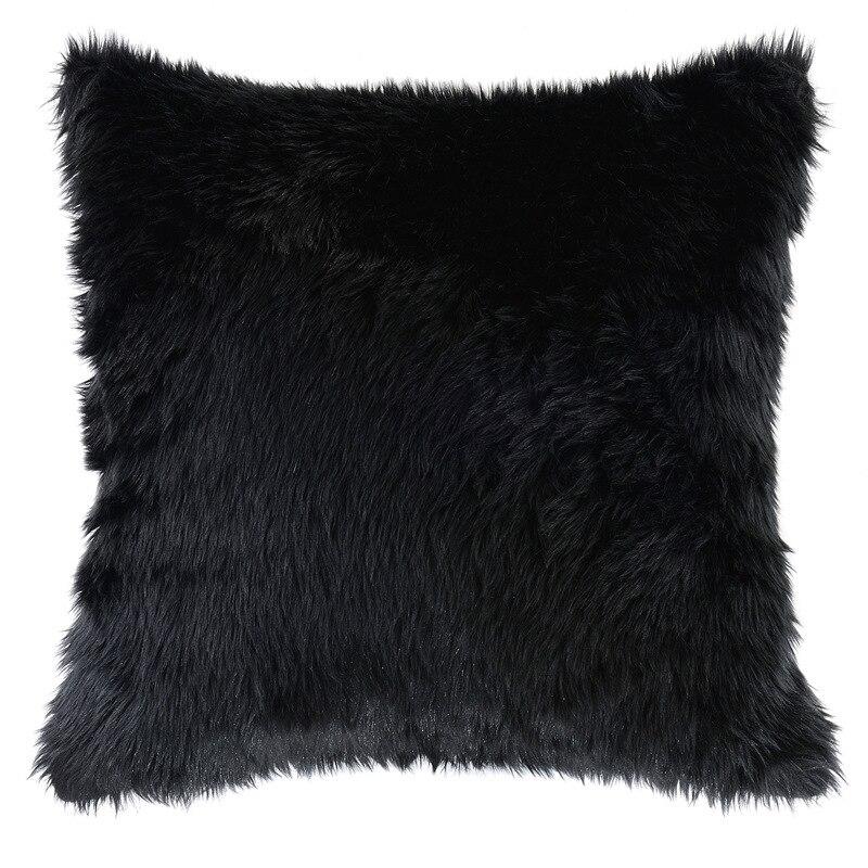 Kussenslopen Versieren Voor Een Sofa Londen Kussen Zwarte Kussens ...