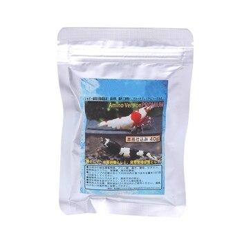 Hot Selling 40g Snow Natto Shrimp Snail Food Feed Feeding For Aquarium Fish Tank Pond New W110 1