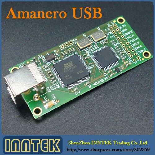 bilder für Amanero usb iis Unterstützung DSD512 384 Karat 32Bit, Freies Verschiffen
