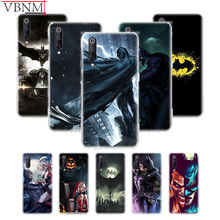 Batman DC Patterned Soft Silicome Phone Case For Xiaomi Mi 5S Plus 5X 6X 8 9 SE Lite F1 Play Mix 3 Gift Customized Cover