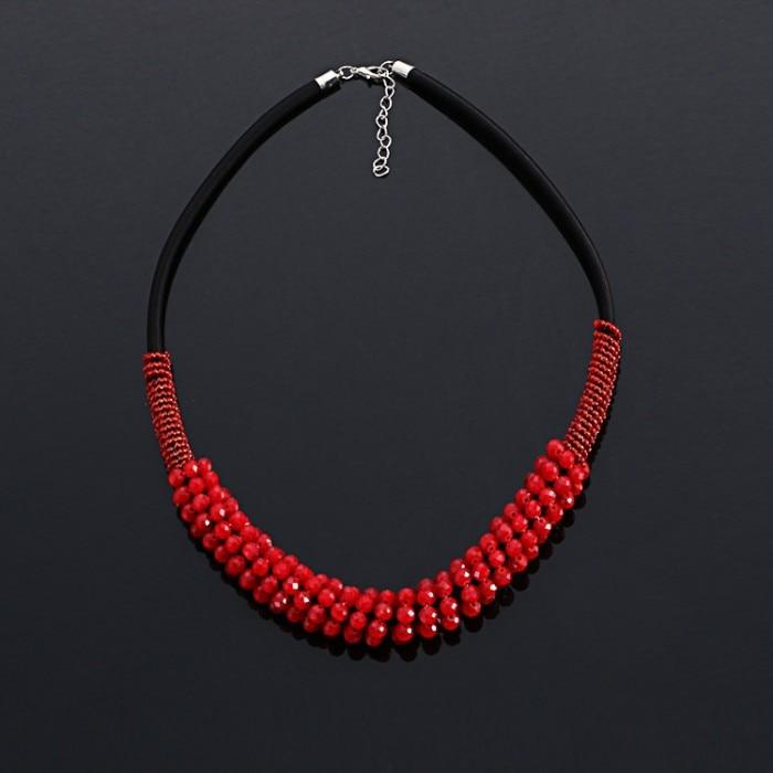 2016 Necklaces women crystal nes