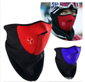 Free Shipping Hot Sales  Neoprene Neck Warm Half Face Mask Winter Veil Best For Snowboard Skiing Sports Wholesale