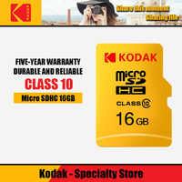 Kodak Speicher Karte 32 64 128 GB Micro SD 128 GB 32GB 64GB 256GB 512GB Micro SD Karte TF-Karte microSD carte für Telefon