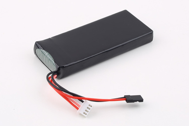 1pcs BQY Power Lipo battery 3S 11.1 V 2200 mAh 8C 3 Thick Thin Sizes Performance of Lipo Battery For JR Futaba BEC For RC Toy