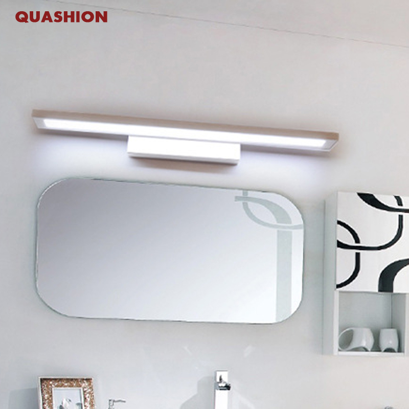 Modern Cosmetic 85 265V 5 8 11W wall lights for home fashion Led Wall bed Light