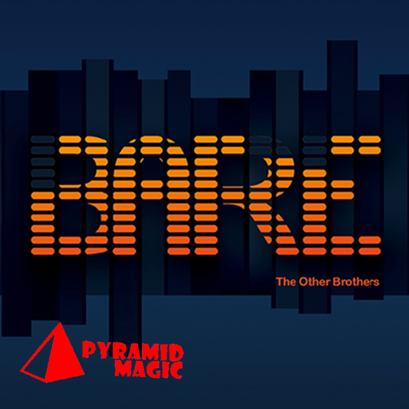Bare (Gimmicks And Online Instructions) By The Other Brothers  Close-up Street Stage Mentalism Perdiction Magic Tricks