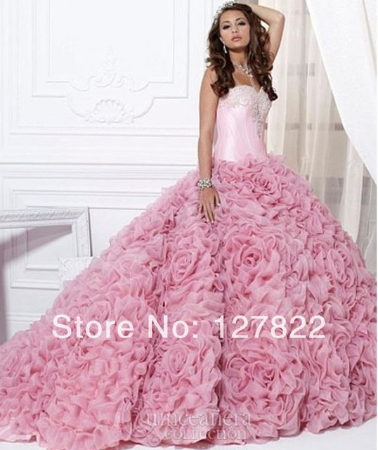 JY0030 The Most Beautiful Ball Gown 2014 Expensive Ball Gown ...