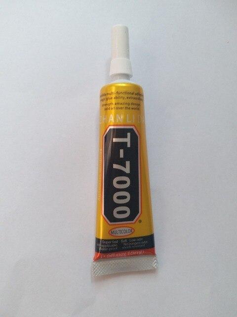 98e98ff09f5 Más Fuerte nuevo T-7000 pegamento 15 ml negro súper adhesivo teléfono móvil  pantalla táctil