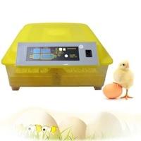 48 Отверстие автоматический с автоматическим переворотом яиц инкубатор электронный инкубатор контроль температуры для курицы и другой пти...