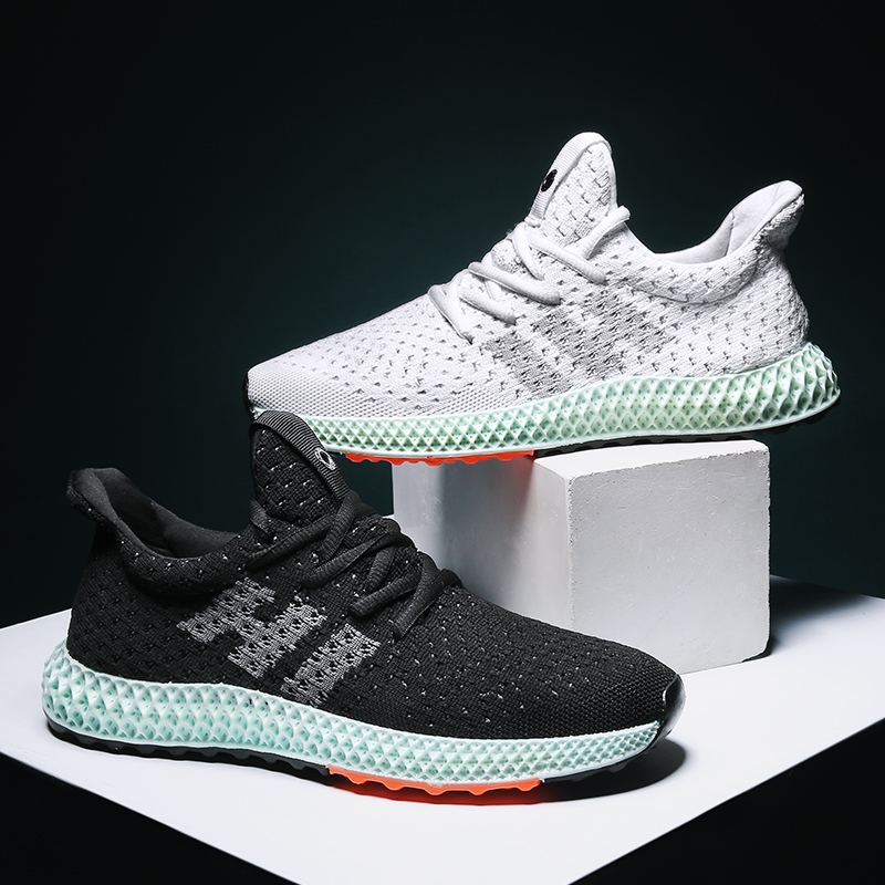 Breathable Running Shoes Comfortable Men's Sports Shoes Fashion New Walking Jogging Shoes