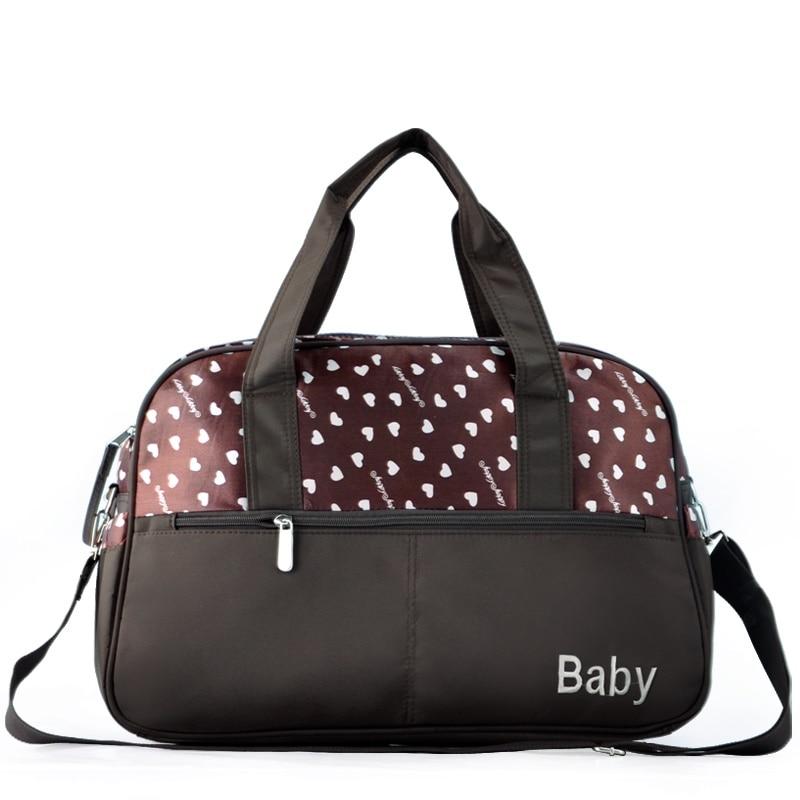 insular Multifunctional Diaper Bags Maternity Mummy Handbag Baby Care Stroller Bag High capacity Mother Messenger Nappy Bags