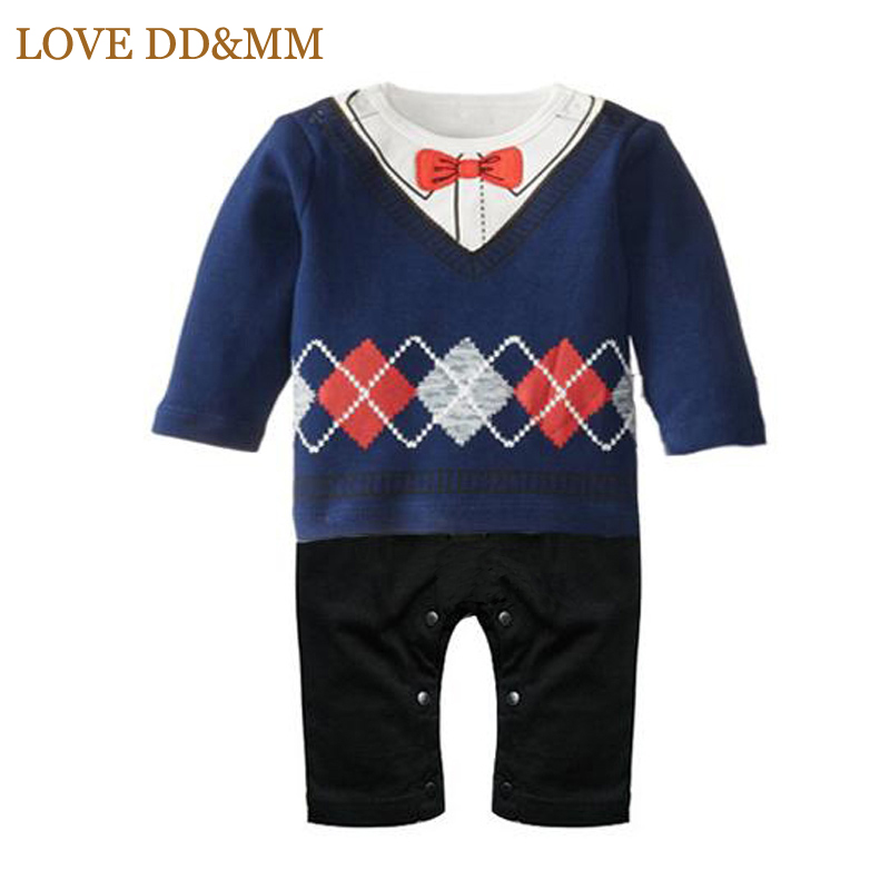 Hot-New-Newborn-Baby-Rompers-Clothing-Baby-Boys-Clothes-Tie-Gentleman-Bow-Leisure-Infant-Toddler-One-pieces-Jumpsuit-2