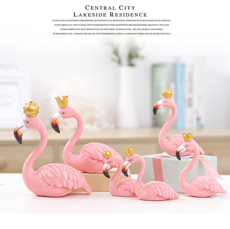 Flamingo Birthday Party Supplies Gift Decoration Wedding Party Supplies Flamingo Cake Decoration DIY Home Baking Accessories,Q