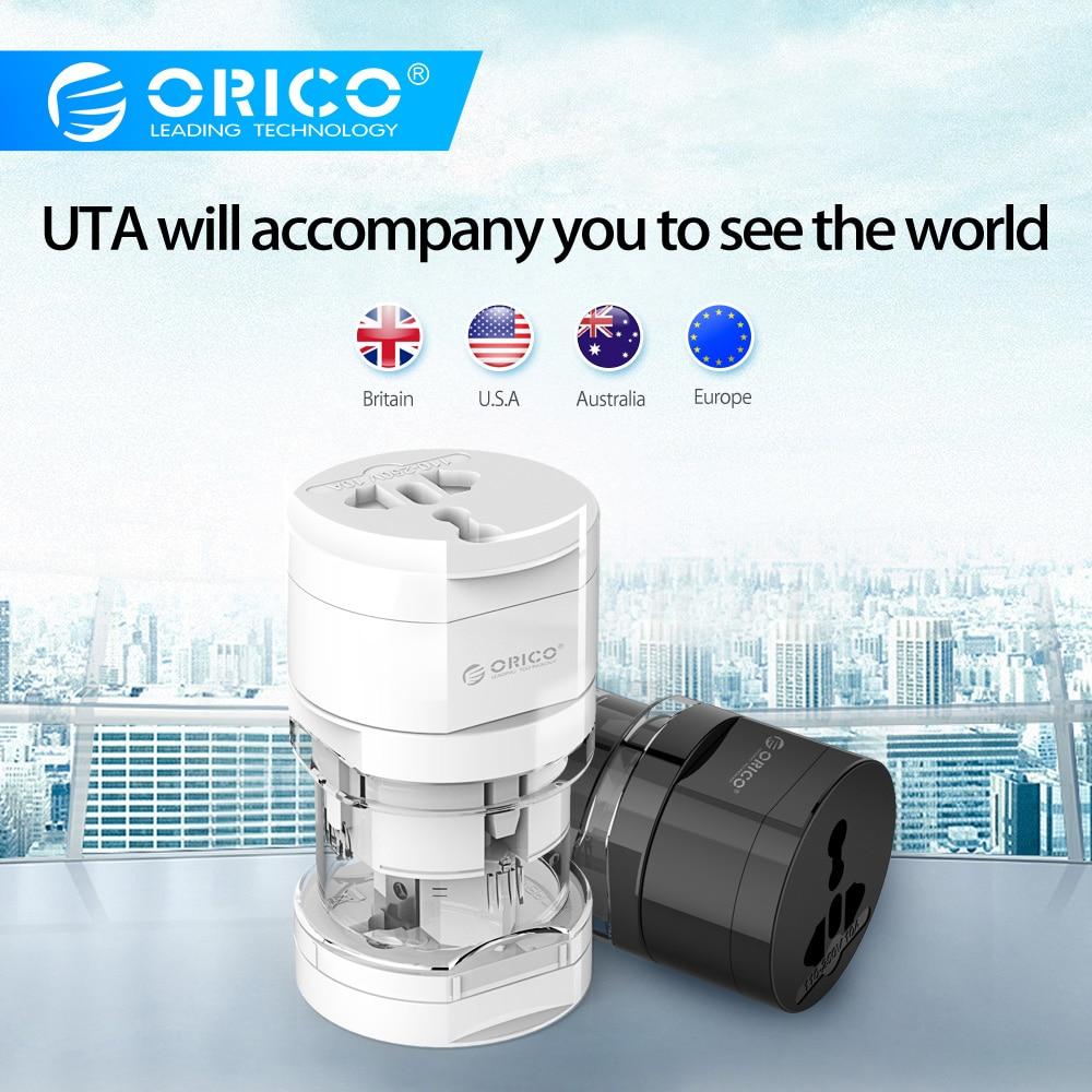 Orico Uta Travel Adapter Electrical Universal Adapter Plug